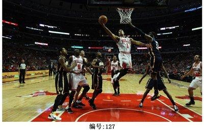 羅斯海報定做NBA公牛隊球星海報製作喬...