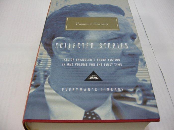 Raymond Chandler: Collected Stories 錢德勒短篇小說全集 英文精裝本 無畫線註記八成新