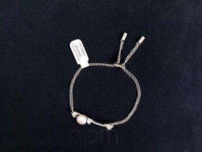 《巴黎拜金女》APM Monaco HERITAGE系列 繩結淡水珍珠手鍊