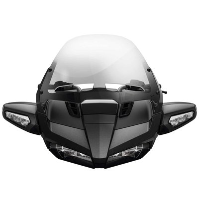 Tall Boy Windshield for Spyder F3-T, F3 Limited 51.5cm 高角度風鏡