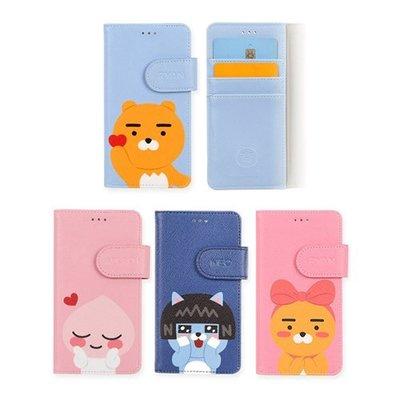 KAKAO FRIENDS 磁扣皮套 手機殼│iPhone 7 8 Plus X XS 11 Pro│z9183