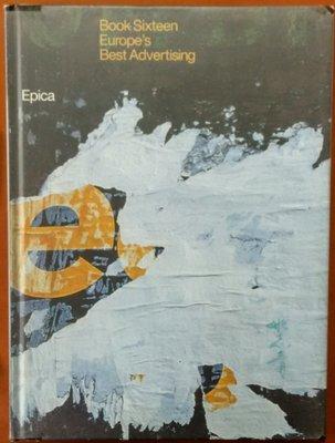 【探索書店493】設計 Epica Book Sixteen Europe's Best Advertising 210