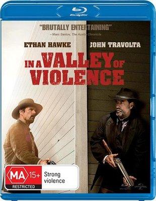 【藍光電影】暴力山谷 In a Valley of Violence (2016) 102-031
