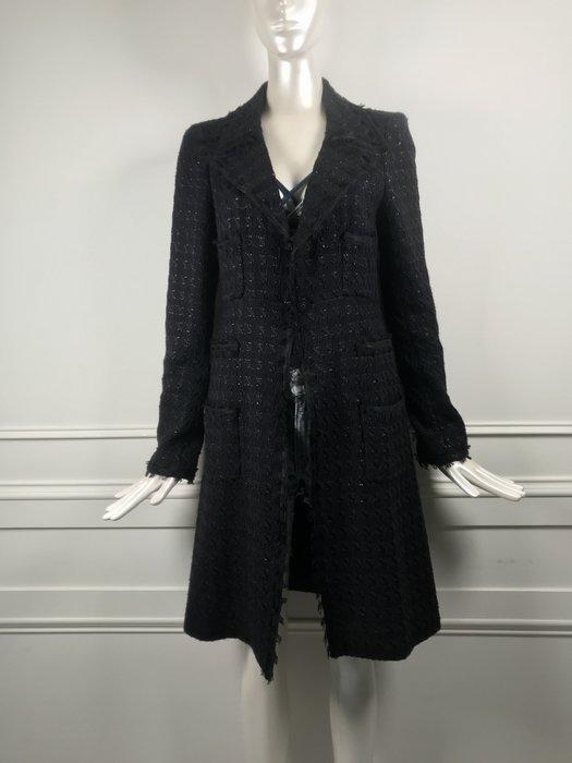 [我是寶琪] CHANEL 長TWEED 外套