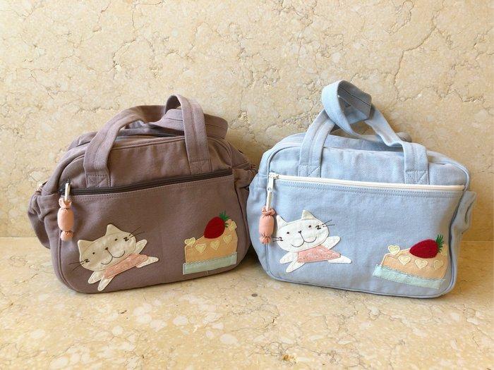 日本卡拉貓~小貓午茶防水手提包