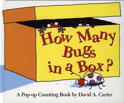 *小貝比的家*HOW MANY BUGS IN A BOX? /3~6歲/立體書//李貞慧-PART1.xis