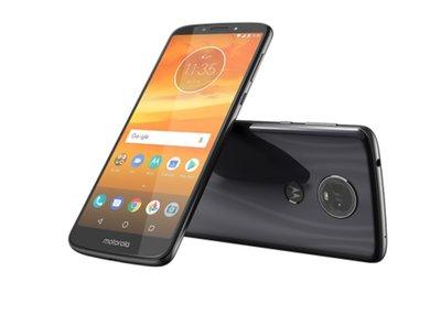 摩托羅拉 Motorola E5 Plus 4+64GB 黑色 智能手機