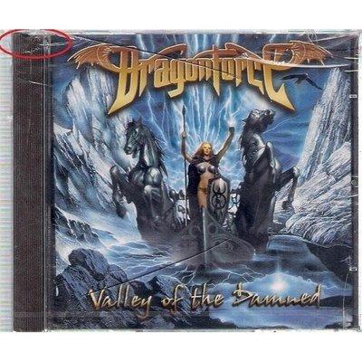 【全新未拆,殼裂】Dragonforce 龍族樂團:Valley of the Damned 幽谷魔咒《歐版》