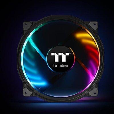 [米特3C數位 岡山實體店面] 曜越 Riing Plus 20 LED RGB機殼風扇 (單顆包裝搭配控制盒)