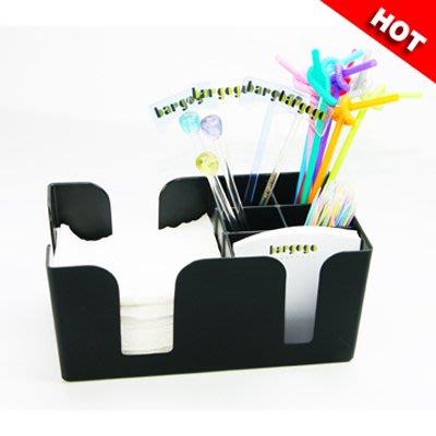 【無敵餐具】塑料紙巾盒(23cmX13cmX11cm)吧台器具 開店量多可來電洽詢【BBG-20】