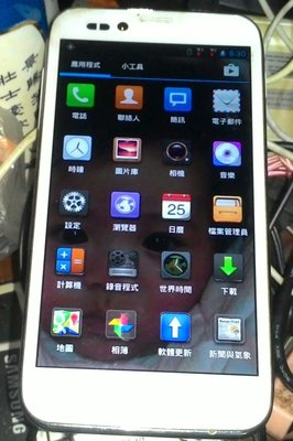 moii-E996雙卡智慧型手機   /2手