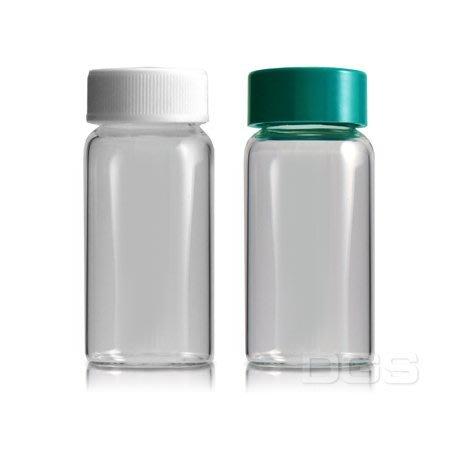 『德記儀器』《DGS》玻璃閃爍計數瓶 20ml Vials, Scintillation, Glass, 20ml