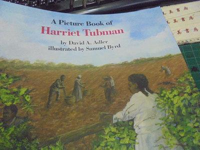 英文閱讀讀本繒本原文a picture book of harriet tubman編53