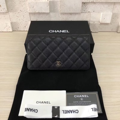 Chanel 香奈兒 長夾 (下訂后可提供實拍/視頻)小羊皮訂製翻蓋款 上手質感柔軟