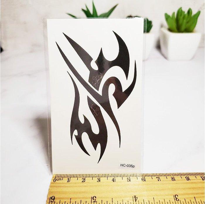 【萌古屋】圖騰 - 男女防水紋身貼紙刺青貼紙HC-035