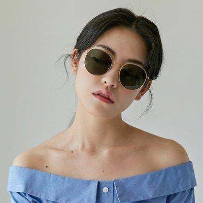 [恆源眼鏡]LASH HOPE MG20 韓流當道 低調墨綠  時尚太陽眼鏡 個性十足-3