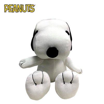 史努比 坐姿玩偶 娃娃 玩偶 擺飾 Snoopy PEANUTS【070318】