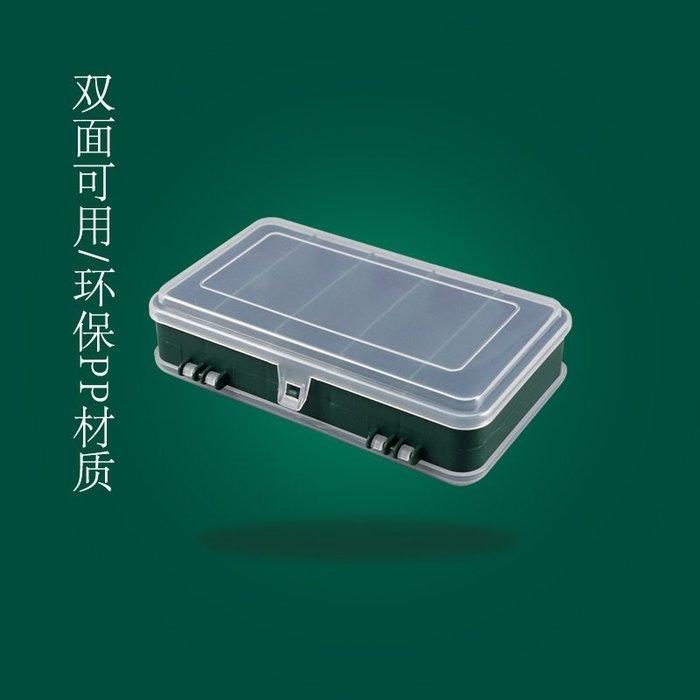 hello小店-透明塑料盒多格有蓋可拆卸元件螺絲零件分類歸納分揀整理收納盒子#收納盒#零件收納#五金收納#