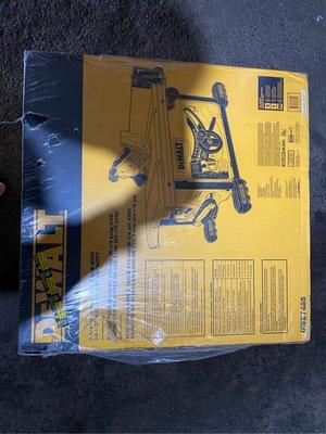限量促銷 得偉 DEWALT DWE7485 是DW745的升級版 8-1/4吋桌鋸(暫時缺貨)