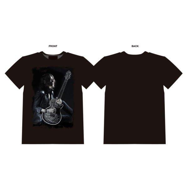 SUGIZO 15-16 官方週邊Tee T恤 ESP吉他