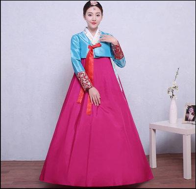 ~~Miss Goddess~~   新款女成人大長今宮廷傳統韓服禮服朝鮮族少數民族跳舞蹈表演出服