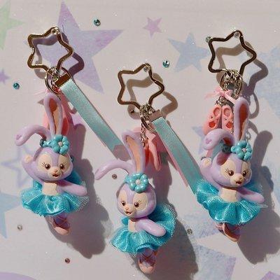 (預購商品) 牛牛小舖**東京迪士尼海洋達菲新朋友Stella 立體吊飾 3/28收單 3/20入園