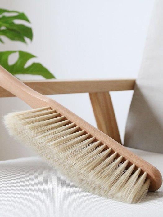 潮人街~竹掃把居家裝飾生活 現貨+預購 掃把掃帚 竹製品 客廳清潔用品 藝之初掃床刷子家用實木軟毛除塵大刷子掃床神器灰塵