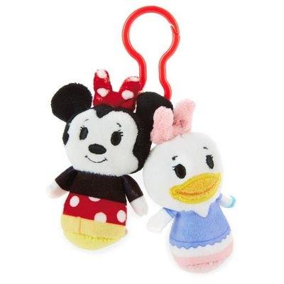 預購 美國 Hallmark Minnie Mouse and Daisy Duck 米妮 黛西 包包掛飾 娃娃 吊飾