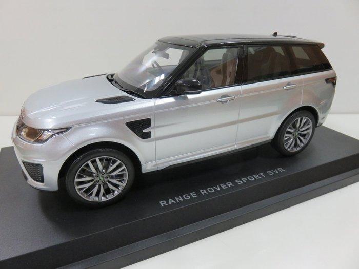 宗鑫貿易 Kyosho KY09542S Range Rover Sport SVR