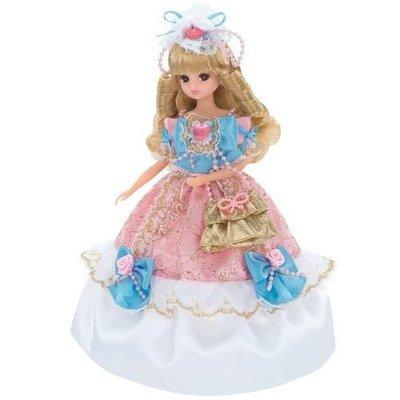 莉卡娃娃 皇家公主莉卡_ LA 49593 原價1195元日本國民娃娃 永和小人國玩具店