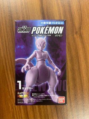 全新 ‼️圖中1款 食玩 shodo 掌動 pokemon 寵物小精靈 精靈寶可夢 超夢夢 比卡超 可動 figure