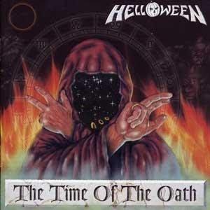 萬聖節合唱團 HELLOWEEN  ---Time of the Oath (全新未拆封)