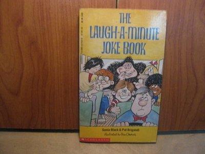 【愛悅二手書坊 18-22】THE LAUGH-A-MINUTE JOKE BOOK