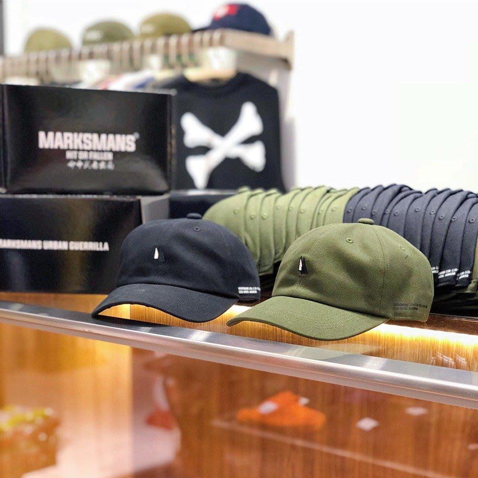【希望商店】 MARKSMANS JARHEAD CAP 刺繡 六片帽 老帽