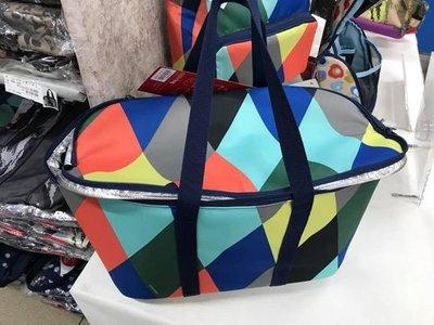 日本 時尚大容量雙拉鍊保冷/保溫袋...