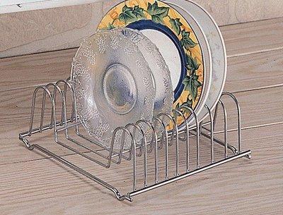 ☆成志金屬☆S-251-01不銹鋼盤架,『輕鬆收納』M型盤架,高品質304不鏽鋼置物架,買二送一