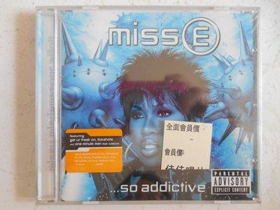 Missy Elliott - Miss E... So Addictive