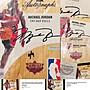 Michael Jordan The Last Dance NBA UDA Supreme hard court Logo Man