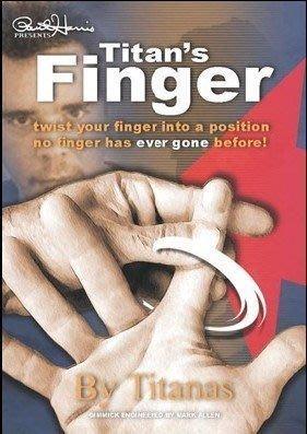 【意凡魔術小舖】魔術魔術專賣店 劉謙 手指扭曲 扭曲手指 finger 近距離魔術道具+教學