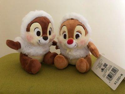 迪士尼(日本迪士尼樂園購回)-奇奇和蒂蒂