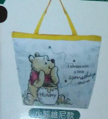 有現貨7-11 迪士尼單賣小熊維尼款夢幻露營 米奇 18L摺疊大保冷袋/另外有賣最新 SNOOPY 快樂積因