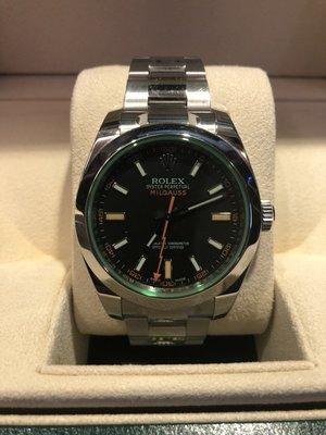 勞力士Rolex 116400 GV(已售)