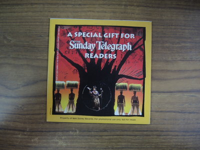 ◎MWM◎【二手CD】A Special Gift For The Sunday Telegraph Readers
