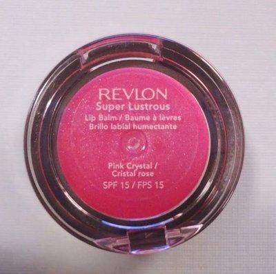 Revlon (露華濃) 限量[ 超光彩潤色防曬型護唇膏/唇凍 ] Super Lustrous 兩色可選 ~全新