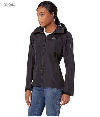 Arcteryx始祖鳥女款衝鋒衣gore-tex防水透氣外套beta lt 18030單件式輕便款春秋季可單穿