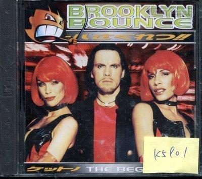 *真音樂* BROOKLYN BOUNCE / THE BEGINNING 二手 K5901(清倉.下標賣1)