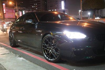 Vorsteiner VFF111 20吋旋鋁圈..5X120 BMW F06 F10 F11 640 530 528