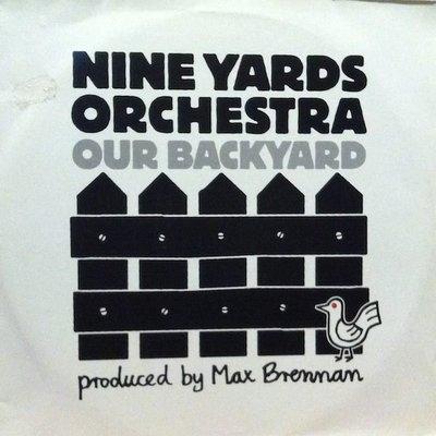 [狗肉貓]_ Nine Yards Orchestra_Our Backyard _ LP