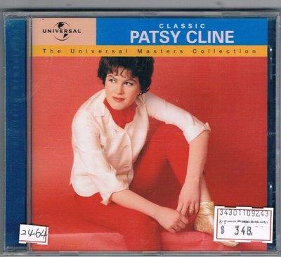 [鑫隆音樂]西洋CD-PATSY CLINE佩西克蘭:超級名曲精選 (全新)免競標