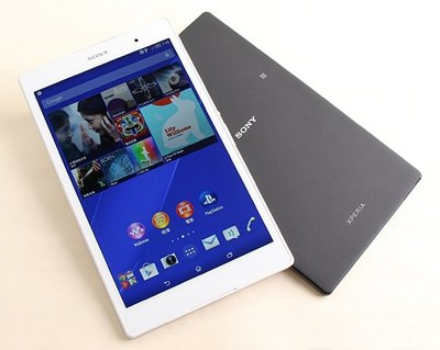 Sony Xperia Z3 Tablet LTE版 平板電腦  無盒裝